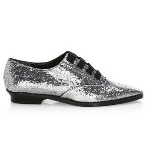 Marc Jacobs Shoes - Marc Jacobs Brittany Glitter Oxfords